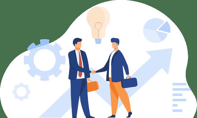 「両社の協働に基づくプロジェクト推進」イメージ