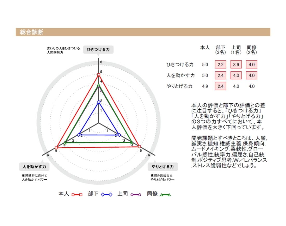 「グローバル人材基礎診断GQII」画像